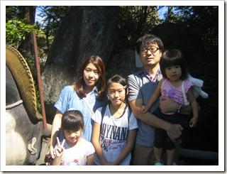 神奈川県より家族温泉旅行でのご宿泊