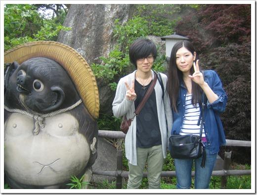 東京都よりカップルでの記念日(誕生日)温泉旅行のご宿泊